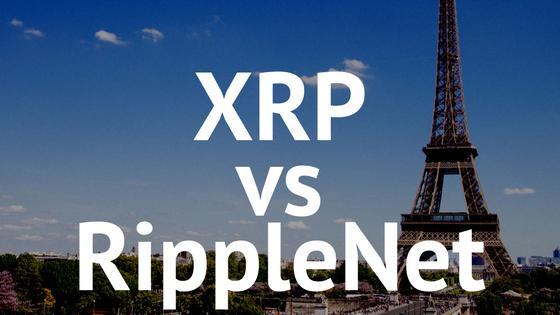 XRP vs RippleNet|ホルダーが知るべきXRPの将来性